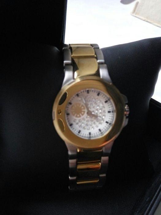 Часы Dyrberg/Kern, 50 камней Swarovski, швейцарский механизм Киев - изображение 1