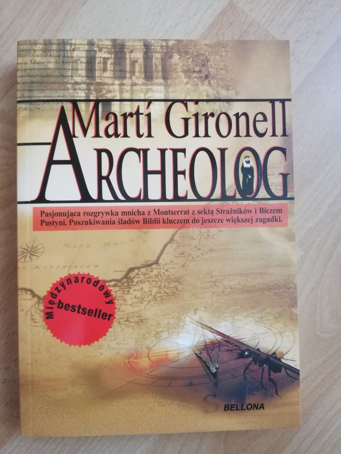 Marti Gironell 'Archeolog' Kania - image 1