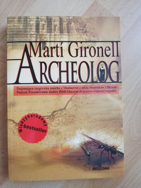 Marti Gironell 'Archeolog'