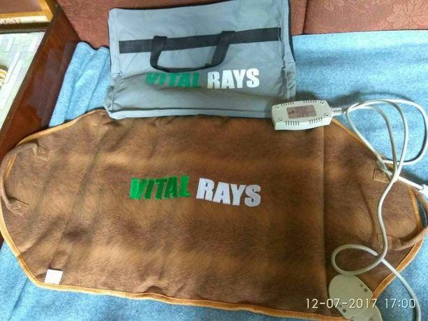 Тепловой мат (коврик) Vital Rays
