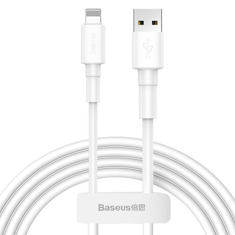 BASEUS Kabel USB do iPhone 5 6 6S 7 8 X XS XR 11