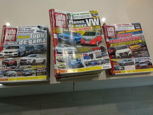 Revistas de automóveis
