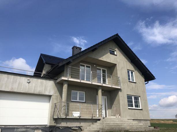 Piekny , duży dom dla ambitnych właścicieli z ogromnym potencjalem :-)