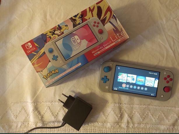 Nintendo Switch Lite Edicão Colecionador