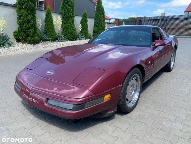 Chevrolet Corvette 40th anniversary