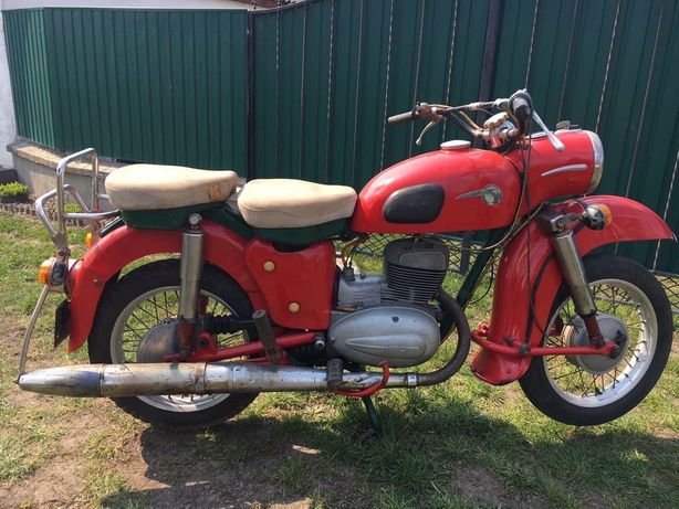 MZ 250 ES 1960