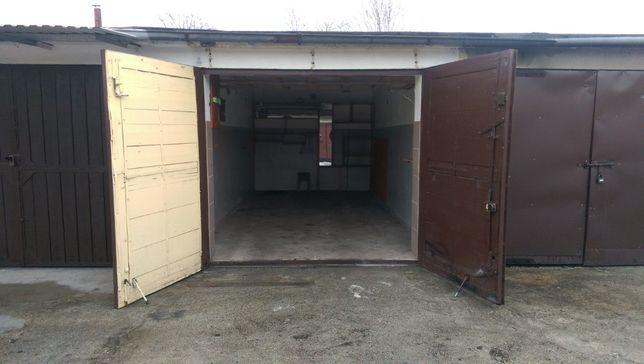 Garaż do wynajęcia – Tychy ul. Skalna-Harcerska, murowany