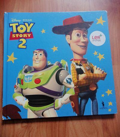 Livro Toy Story 2