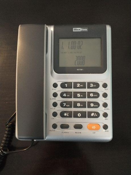 Telefon stacjonarny Maxcom KXT601 - stan idealny