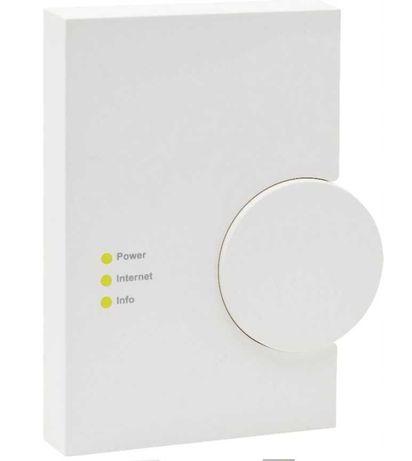 Bezprzewodowa centrala centralka bramka Homematic Smart home