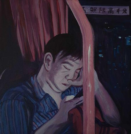 Obraz akrylowy 30x30 cm