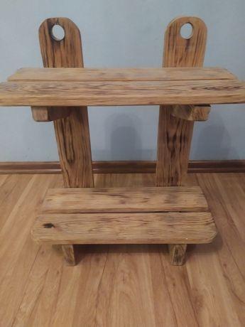 Sprzedam drewnianą półkę
