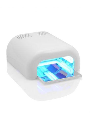 Forno catalizador 4 lâmpadas UV c/temporizador BRANCO