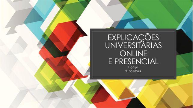 Explicações Universitárias | Mecânica | Física | Matemática | Economia