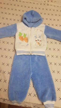 Махровий костюм, теплий костюм для хлопчика