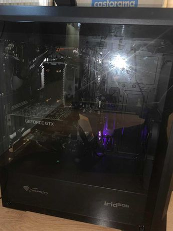 Komputer Stacjonarny [R5 3600], [Gtx 1660Ti], [16gb ram]