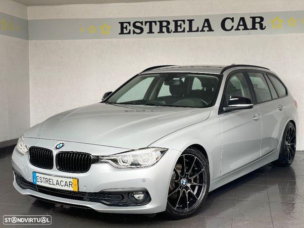 BMW 320 d Touring Line Sport Auto