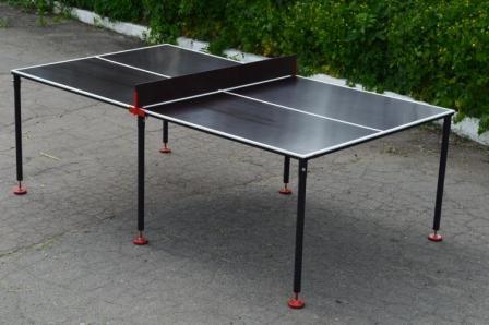 Теннисный стол, для улицы и дома. разборной. не разборной
