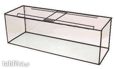 AKWARIUM Proste 150x50x50 375 Litrów