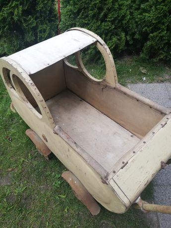 Zabytkowy wózek - 1948 rok