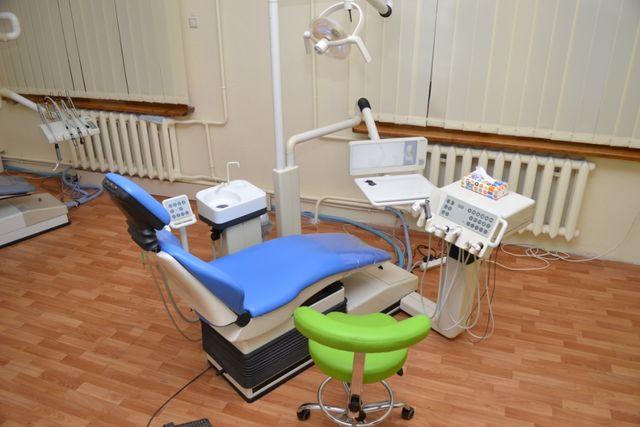 Стомат. кабинет (стоматология), стоматолог