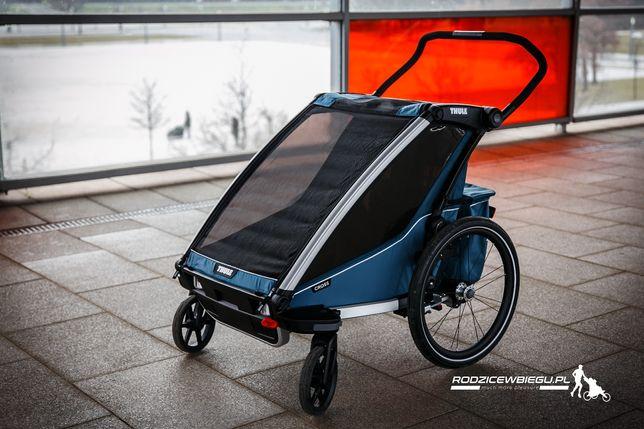 THULE Chariot CROSS 2 przyczepka rowerowa biegowa