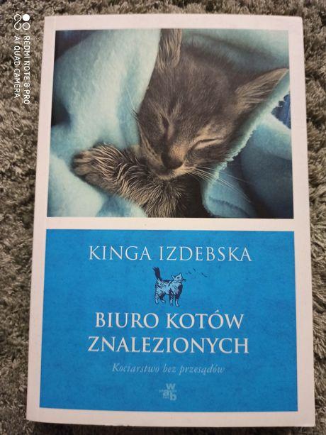 Biuro kotów znalezionych Kinga Izdebska