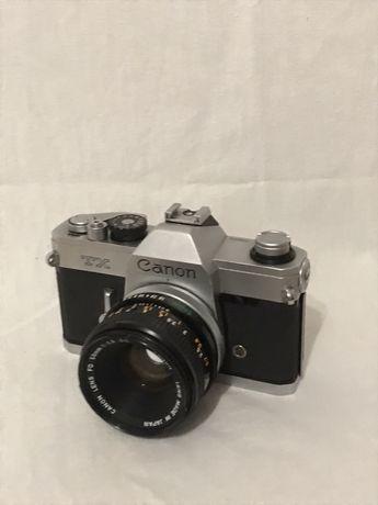 Фотоаппарат Canon TX