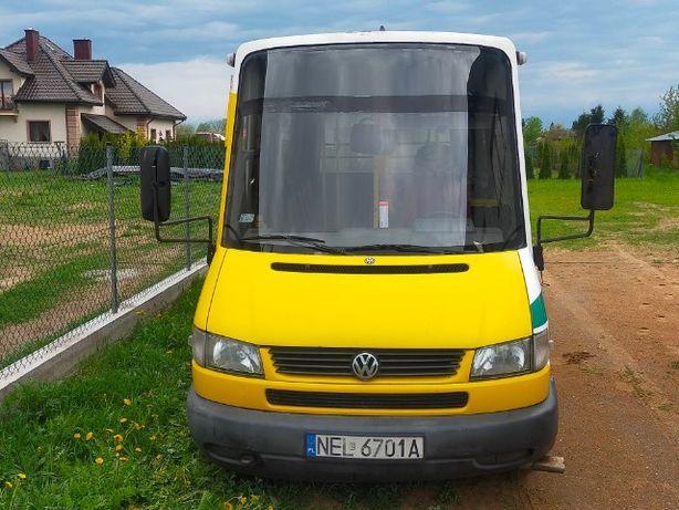 VW T4 2.5 LPG Autobus, na kamper,foodtruck