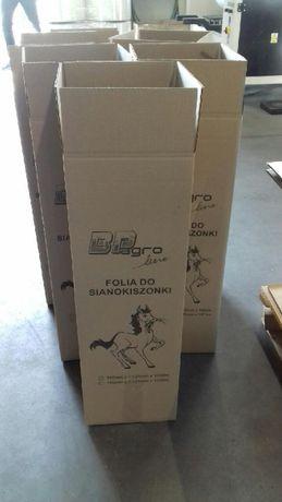 Folia do sianokiszonek BP Agro 0.75x150 paletowo promocja!!!