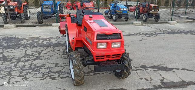 Traktorek japoński mitsubishi mt16
