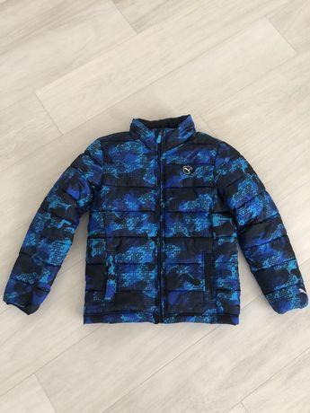 Крута куртка puma 10-12 років в хорошому стані