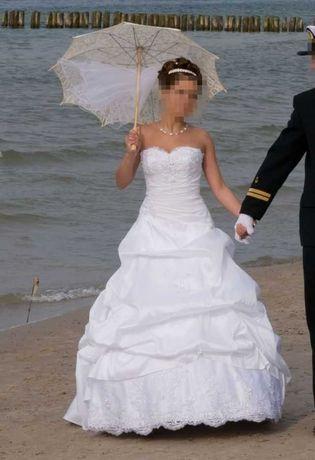 Suknia Ślubna firmy Annais Bridal