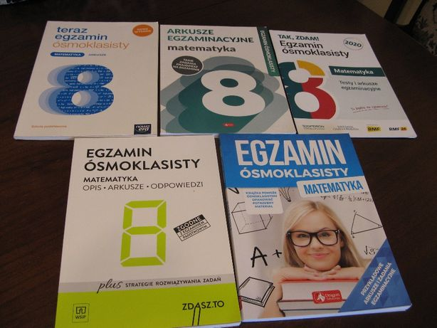 Egzamin ośmioklasisty - Matematyka