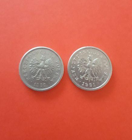 Monety 3 RP z przed denominacji