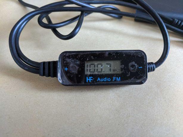 FM трансмиттер, на USB питании