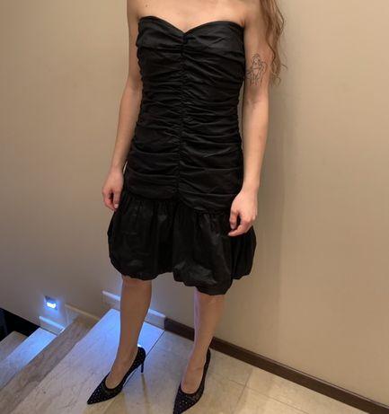 Sukienka mala czarna VILA M nowa z metka