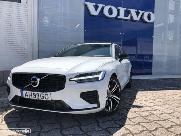 Volvo V60 2.0 T6 AWD TE R-Design