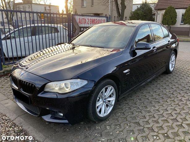 BMW Seria 5 530d xDrive 258ps Sedan M Pakiet Head UP Alcantara