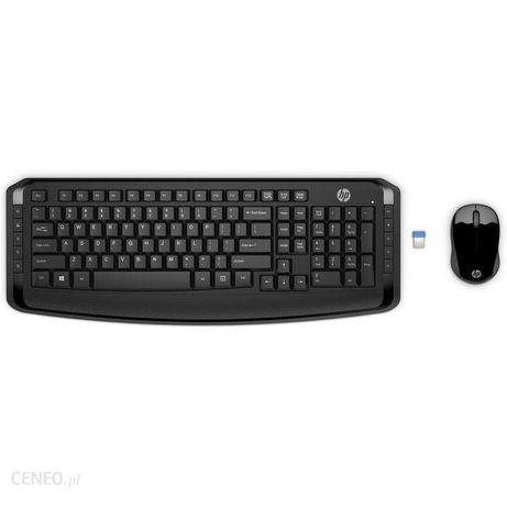 HP Wireless Keyboard & Mouse 300