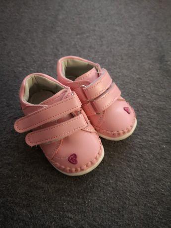 Buty 17 dla dziewczynki