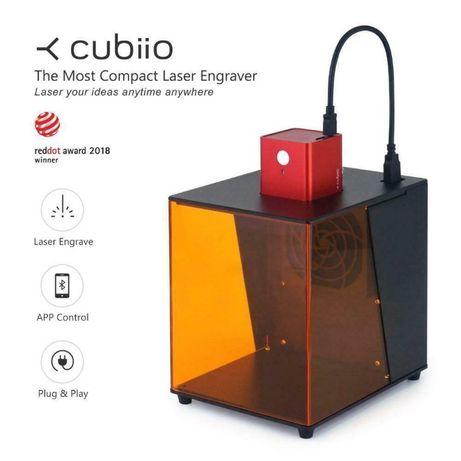 Cubiio Gravador Laser - laser engraver