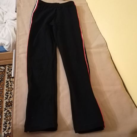 Spodnie dziewczęce 7lat