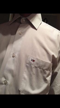 Biała koszula Tommy chilfiger M