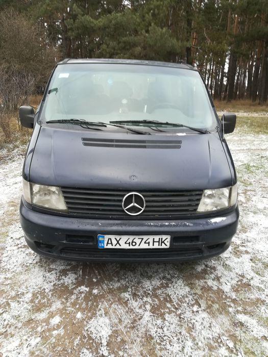 Mercedes Vito грузовой Дергачи - изображение 1