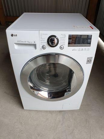 Пральна/стиральная/ машина LG Inverter Direct Drive 9/6 KG з Сушкою