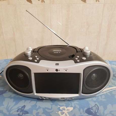 Radio z cd/dvd i USB DUAL P-DVD 70 DT