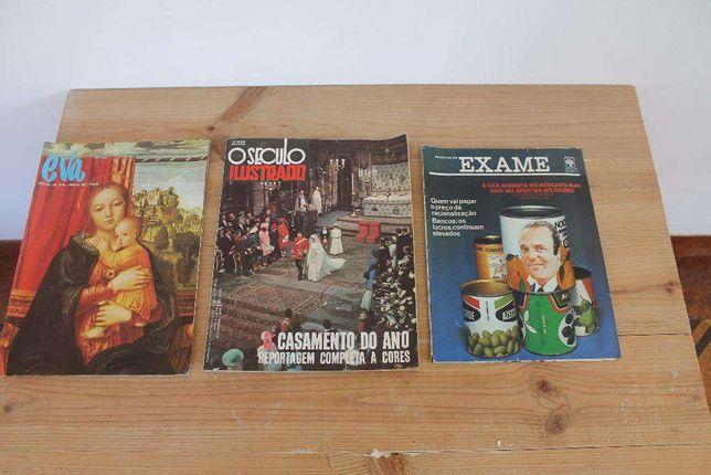 Revistas Antigas de Interesse