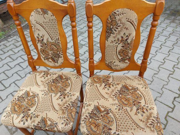Sprzedam komplet 6 krzeseł