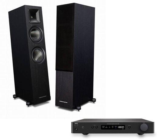 NAD C338 + Audiosymptom i6 - raty 0% | Q21 Pabianice
